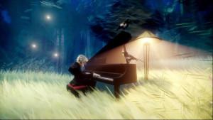 dreams man playing the piano